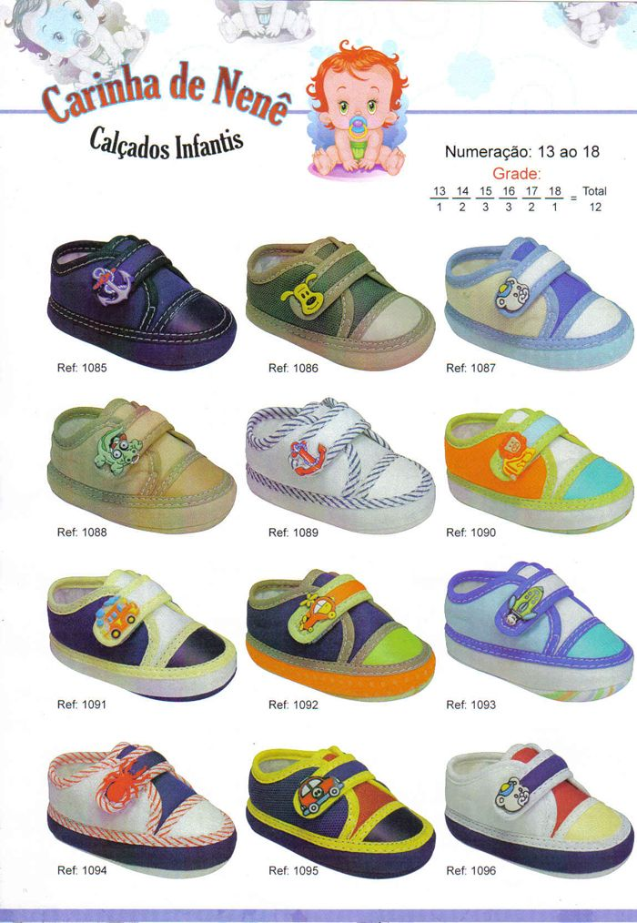 5065a672b Vendemos calçados infantis direto da fábrica, no atacado e varejo;  atendemos todas as localidades, CONSULTE-NOS!